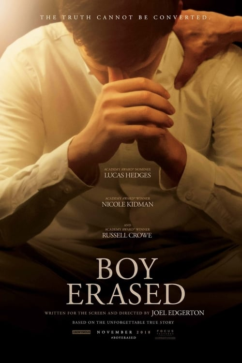 Boy Erased Full Movie: Movie #1 Preview (HBO) - YouTube