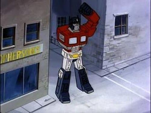 The Transformers: Season 2 – Episod City of Steel