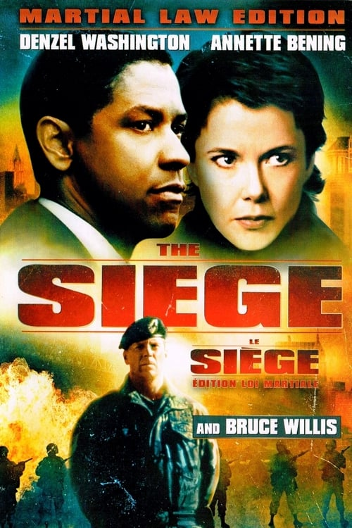 Download The Siege (1998) Movie Free Online