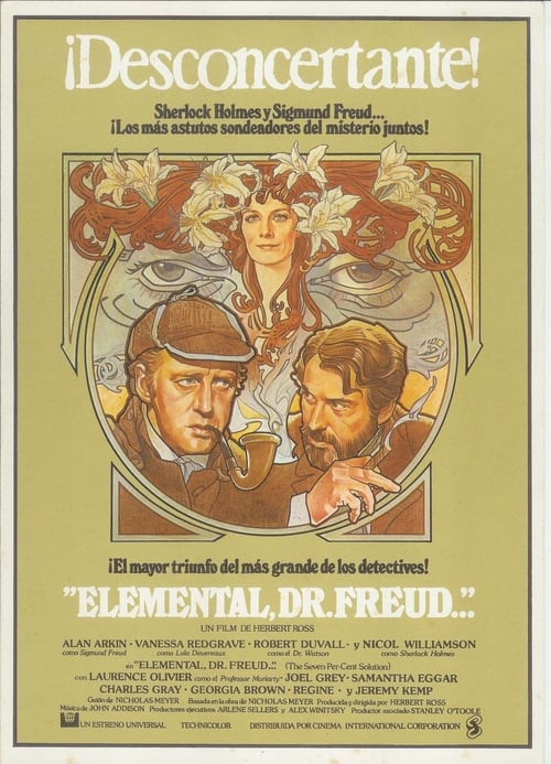 Película Elemental, Doctor Freud Gratis