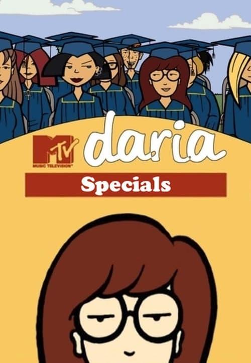Daria: Specials