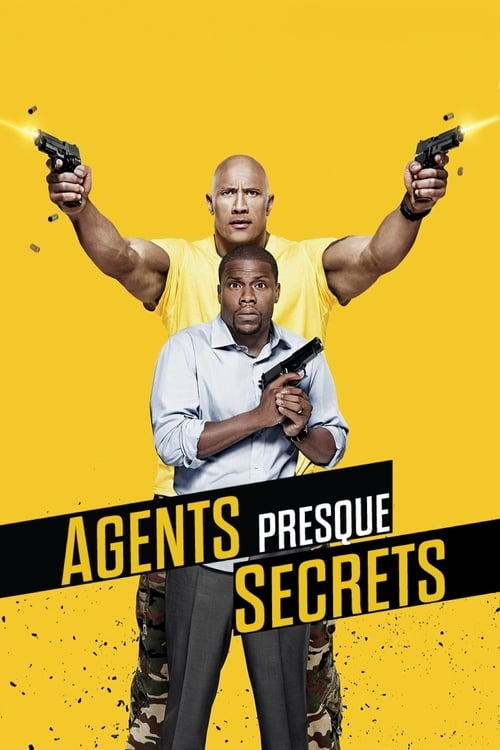 Regarder Agents presque secrets (2016) Streaming HD FR