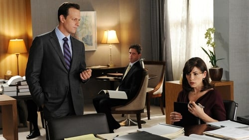 The Good Wife - Season 3 - Episode 3: Get a Room