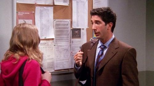 Aquele em que Ross sai com uma aluna