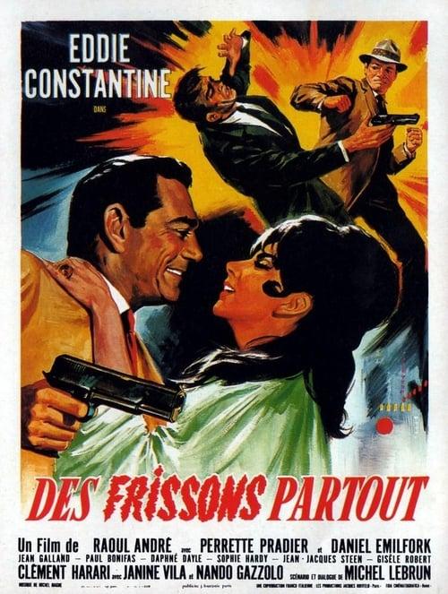 Jeff Gordon, Secret Agent (1964)