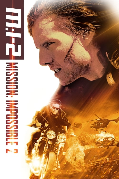 Largescale poster for Mission: Impossible II