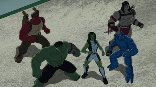 Marvel's Hulk and the Agents of S.M.A.S.H: Season 1 – Episod Of Moles and Men
