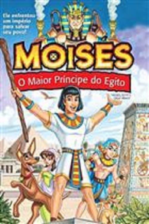 Largescale poster for Moisés o Maior Príncipe do Egito