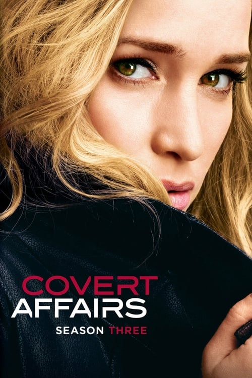 Covert Affairs Poster