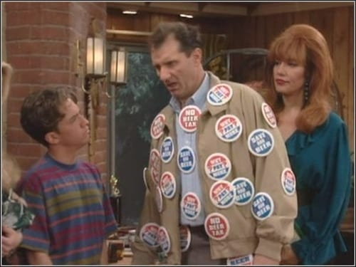 Married... with Children - Season 7 - Episode 7: The Chicago Wine Party