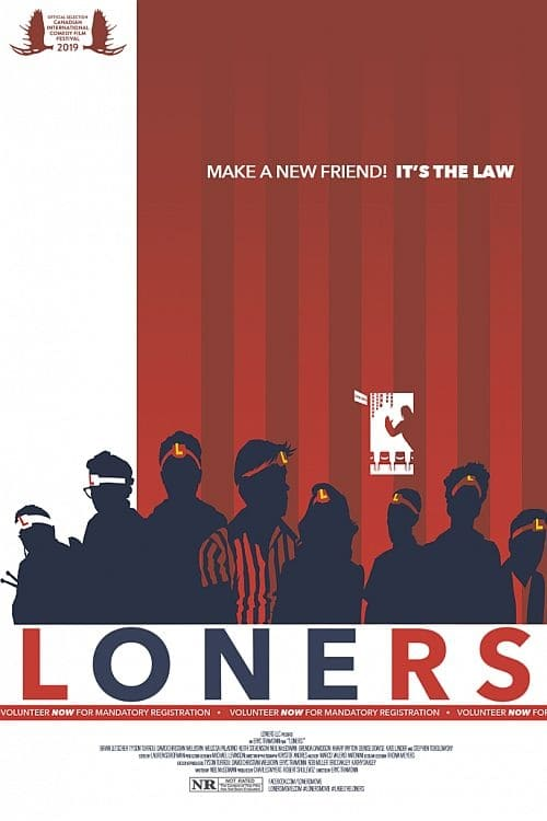 Loners Poster