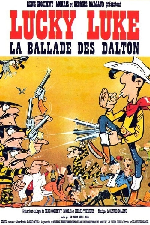 Visualiser Lucky Luke: La Ballade des Dalton (1978) stream