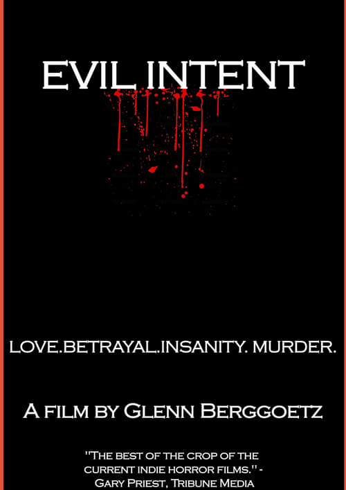 Film Evil Intent S Titulky Online