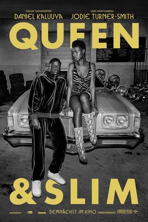 Poster von Queen & Slim