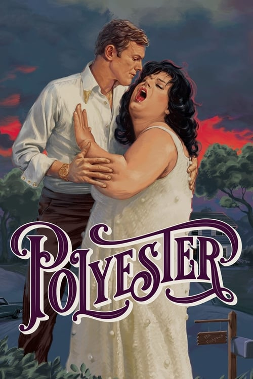 Polyester Poster