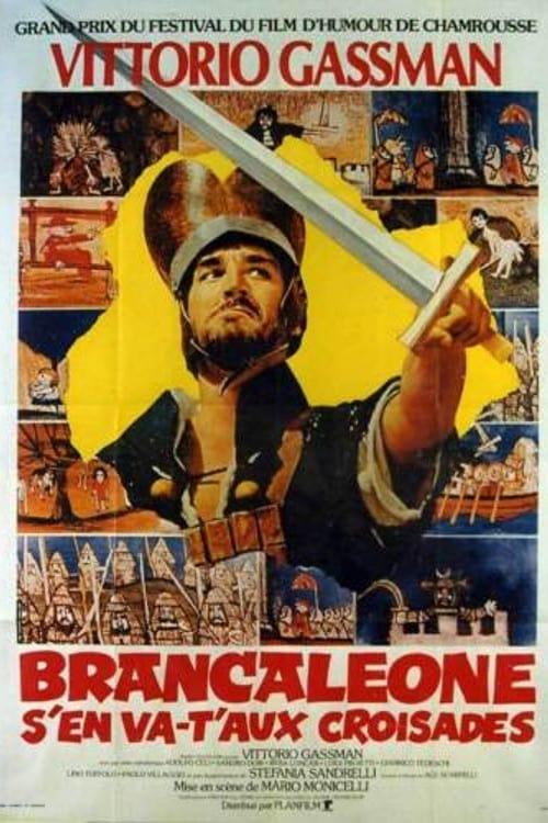 Brancaleone s'en va-t'aux croisades 1970