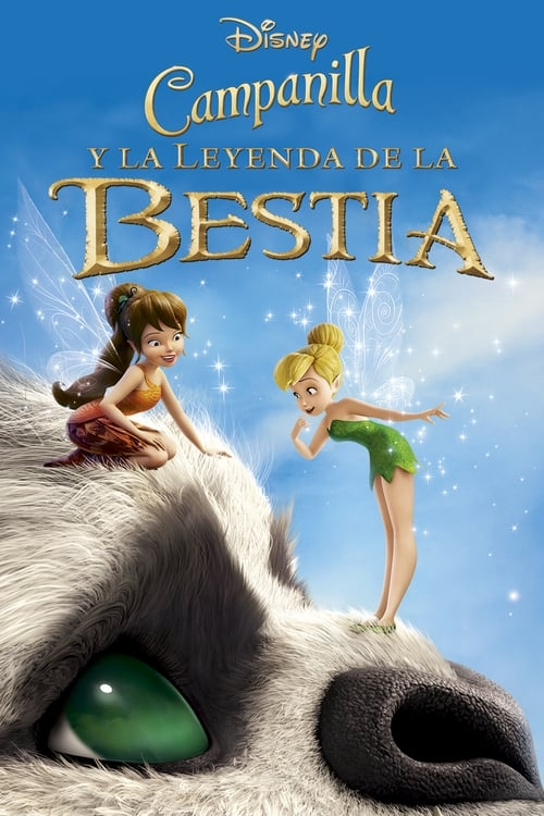 Imagen Campanilla y la Leyenda de la Bestia