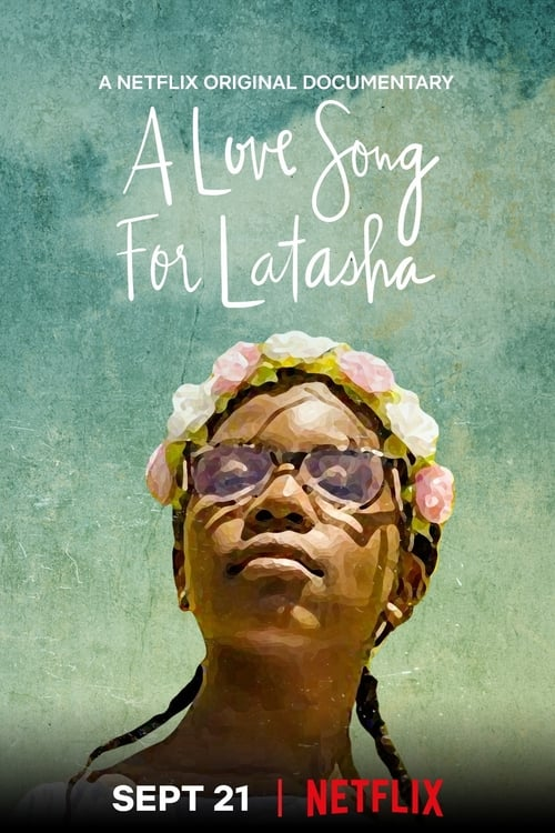 Poster von A Love Song for Latasha