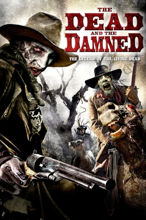 Película The Dead and the Damned Doblado Completo