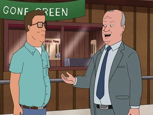 King Of The Hill 2009 Blueray: Season 13 – Episode Earthly Girls are Easy