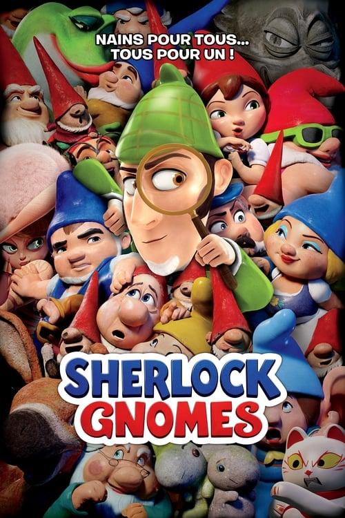 [1080p] Sherlock Gnomes (2018) film vf