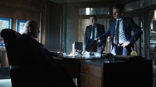 Gotham - Season 2 - Episode 8: Rise of the Villains: Tonight's the Night