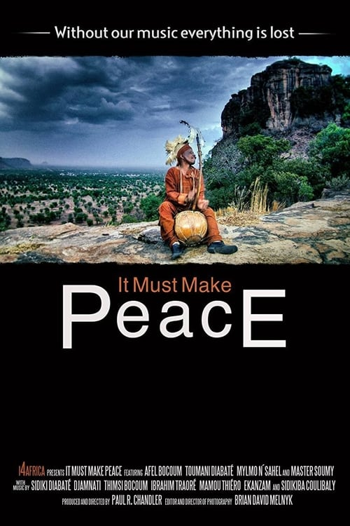 It Must Make Peace
