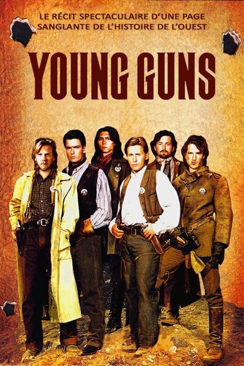 [FR] Young Guns (1988) streaming Youtube HD