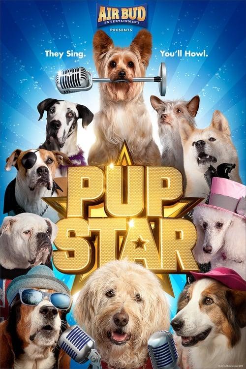 Pup Star Affiche de film