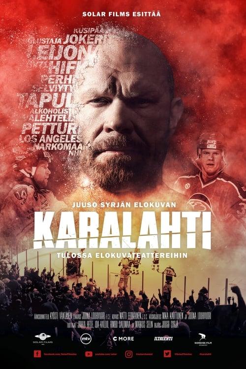 Karalahti (2021) Poster