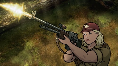 archer - Season 9: Danger Island - Episode 2: Disheartening Situation