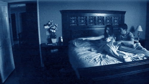 Paranormal Activity - What Happens When You Sleep? - Azwaad Movie Database