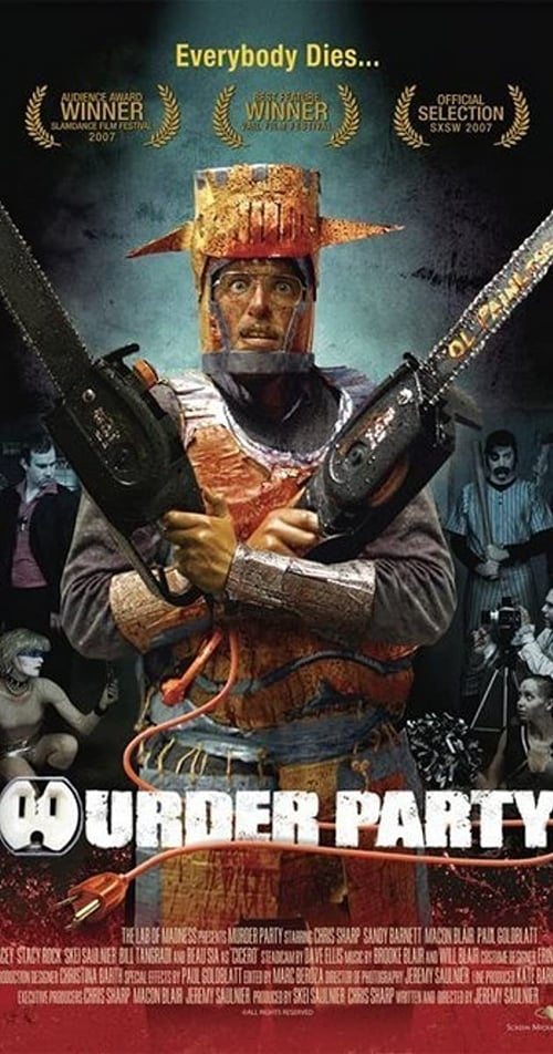 Download Murder Party (2007) Full Movie