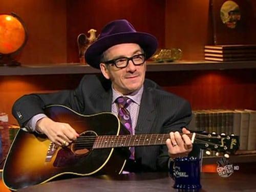 The Colbert Report: Season 5 – Episod Thu, Nov 19, 2009