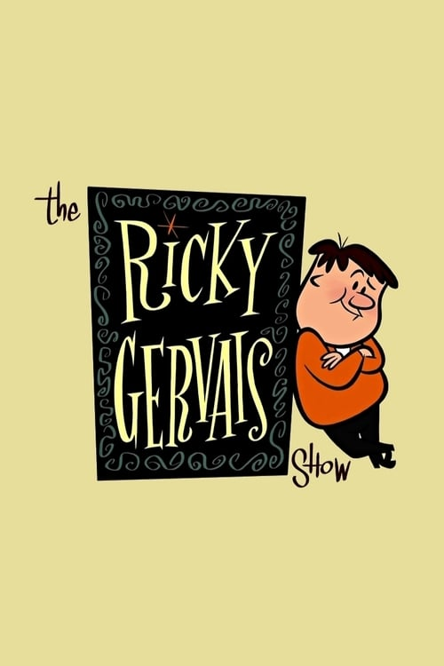 The Ricky Gervais Show poster