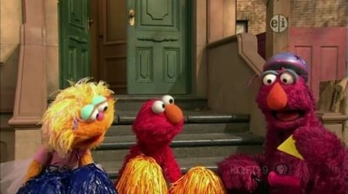 Sesame Street: Season 41 – Episod Three Cheers for Us