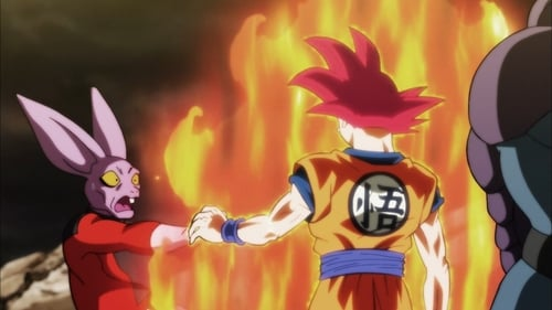 Dragon Ball Super: Season 1 – Episod A Transcendent Light-Speed Battle Erupts! Goku And Hit's United Front!!