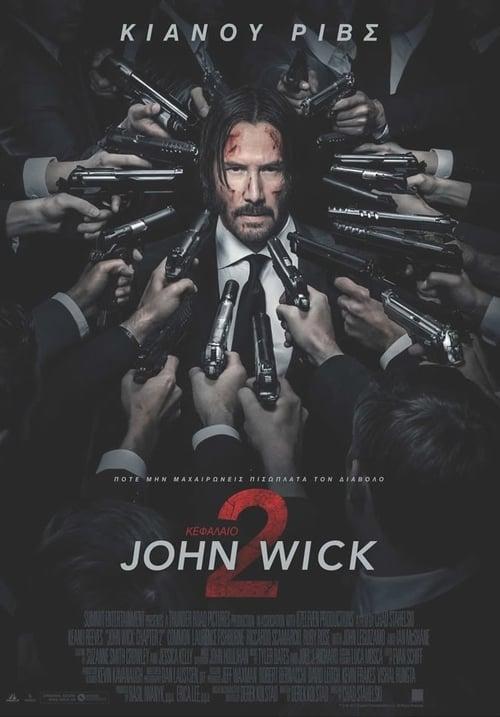 Παρακολουθήστε John Wick: Κεφάλαιο 2 Σε Καλή Ποιότητα