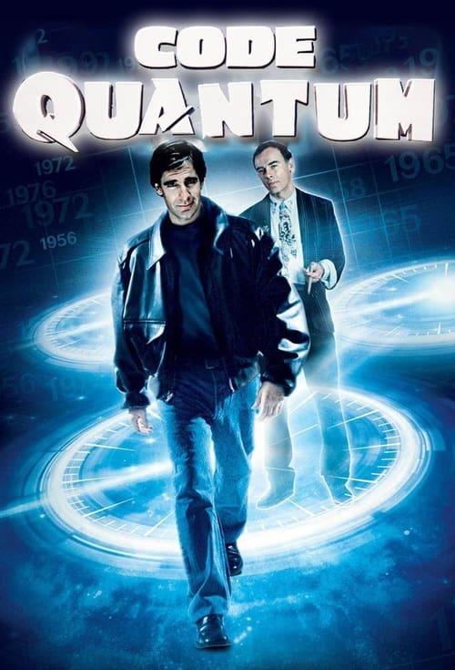 Les Sous-titres Code Quantum (1989) dans Français Téléchargement Gratuit   720p BrRip x264