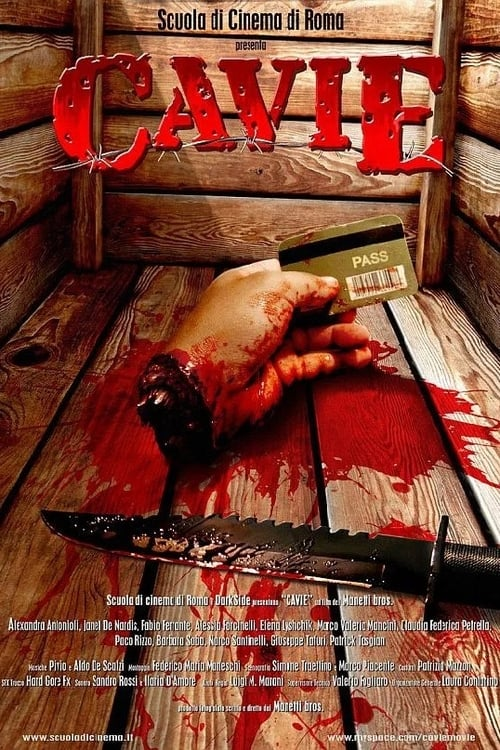 Cavie poster