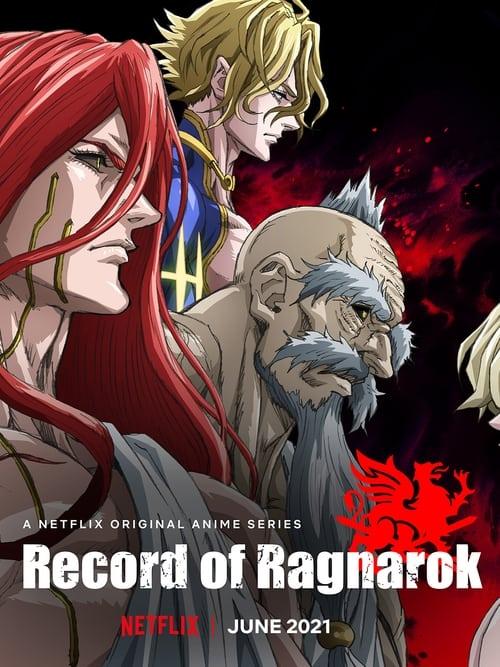Record of Ragnarok (Shuumatsu no Walküre) Dual Áudio 2021 - FULL HD 1080p