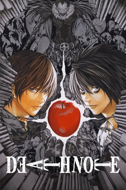 Death Note-Azwaad Movie Database