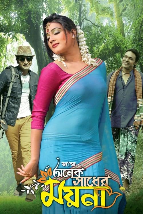 Onek Sadher Moyna (2014) Bangla Movie 720p HDRip 1.4 GB Download