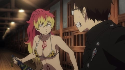 Watch Blue Exorcist S2E07 Online