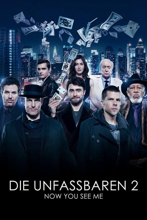 Poster von Die Unfassbaren 2