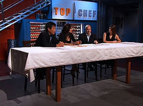 Top Chef: Season 2 – Episod Eastern Promise