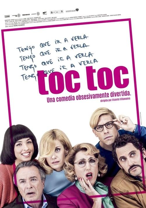 Assistir Toc Toc: Uma Comédia Obsessivamente Divertida 2018 - HD 720p Dublado Online Grátis HD