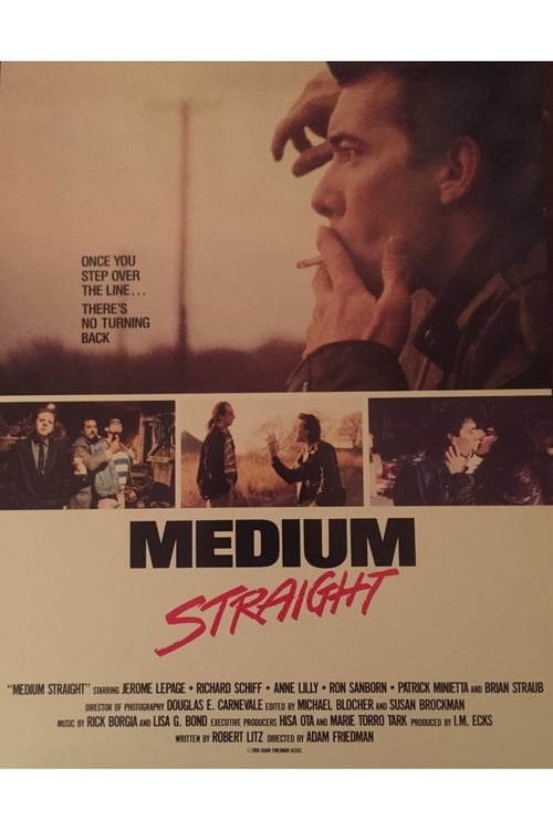 Film Medium Straight Online Zdarma