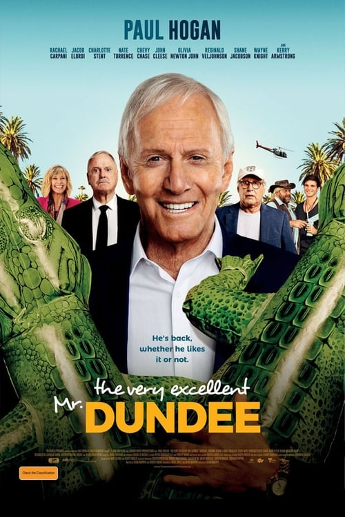 Watch The Very Excellent Mr. Dundee Online Tube