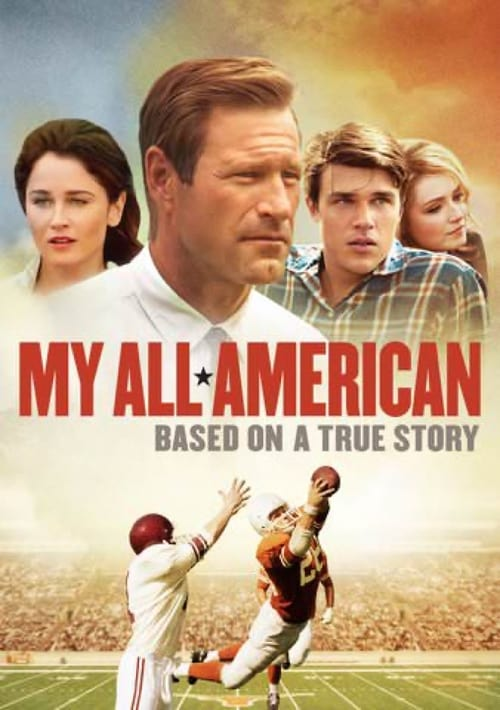 My All American - Poster
